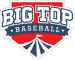 Big Top Baseball Logo