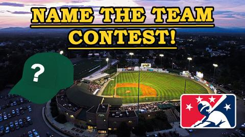 Lynchburg Hillcats Name the Team Contest