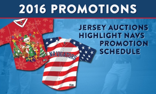 North Shore Navigators 2016 Promos
