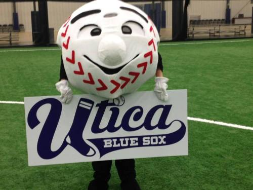 Utica Blue Sox Facebook photo.