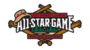 Great Lakes Loons 2017 All-Star Game Logo
