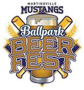 Martinsville Mustangs Ballpark Beer Fest