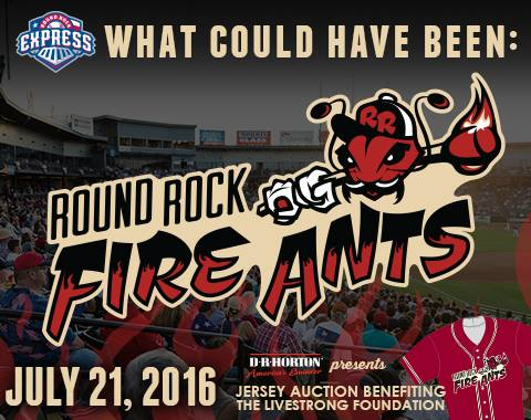 Round Rock Express Round Rock FireAnts