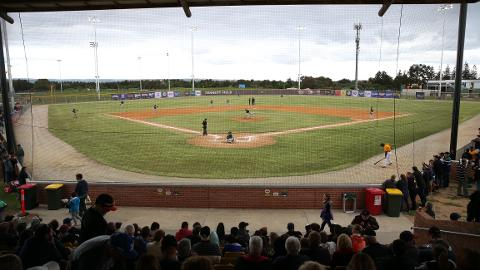 The 2016 South Australian Baseball League Grand Final series at West Beach. (Baseball SA)