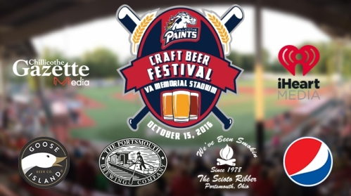 Chillicothe Paints Beer Festival
