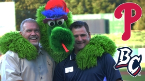 Lakewood BlueClaws Phillies Extend PDC