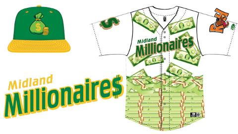 Midland RockHounds to be Millionaires