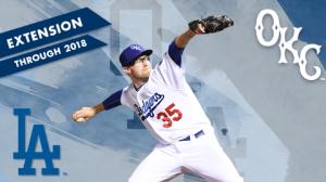 Oklahoma City Dodger LA Dodgers Extend PDC