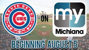 South Bend Cubs Television Agreement