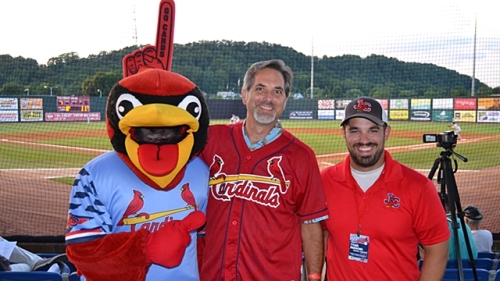 Johnson City Cardinals Break Attendance Record
