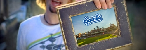 St. Paul Saints Nickelback