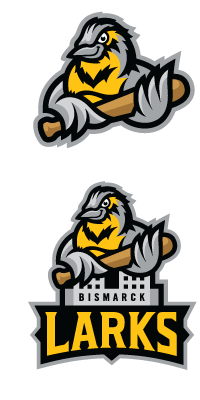 bismarck-larks-logo
