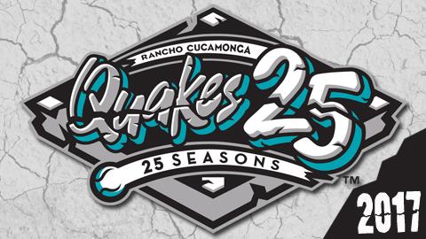 rancho-cucamonga-quakes-25th-anniversary-logo