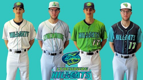 lynchburg-hillcats-new-uniforms