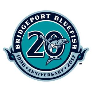 bridgeport-bluefish-20th-anniversary-logo