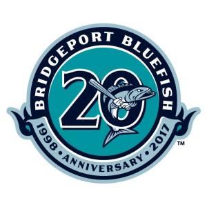 bridgeport-bluefish-20th-anniversary-logo