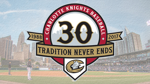 charlotte-knights-30th-anniversary
