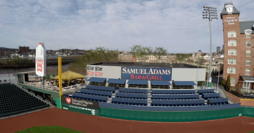Group tickets for the left-field seating pavilion can be reserved now for any game in 2017.