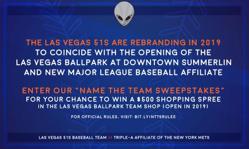 Las Vegas Ballpark Construction on Track, 'Name the Team